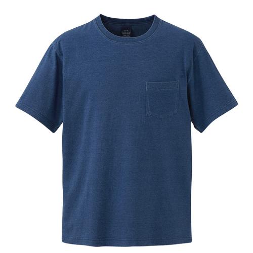 United Athle 3991 インディゴ Tシャツ